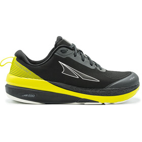 Altra Paradigm 5 Running Shoes Men, black/lime